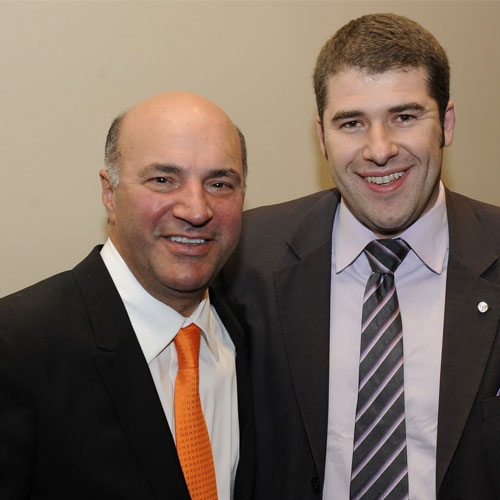 """Nobody has a monopoly on good ideas."" Kevin O'Leary"